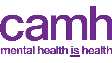 CAMH - Centre for Addiction and Mental Health logo