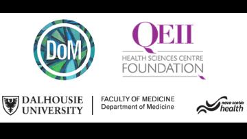 Department of Medicine, Dalhousie/NSHA logo