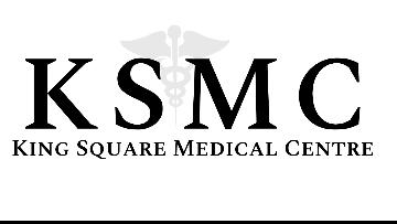 KING SQUARE MEDICAL CENTRE logo