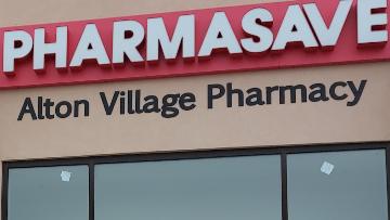 Alton Village Doctors and Pharmacy logo