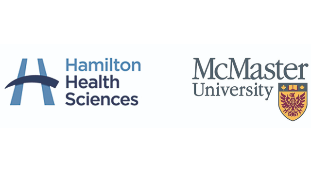 Hamilton Health Sciences, McMaster University logo