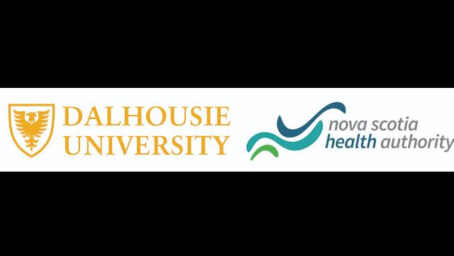 Dalhousie University/Nova Scotia Health Authority logo