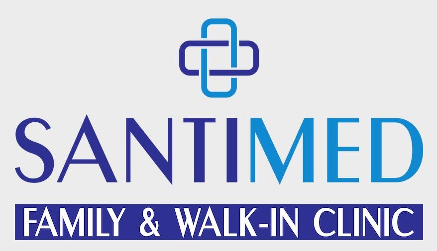 SantiMed Family & Walk-In Clinic logo