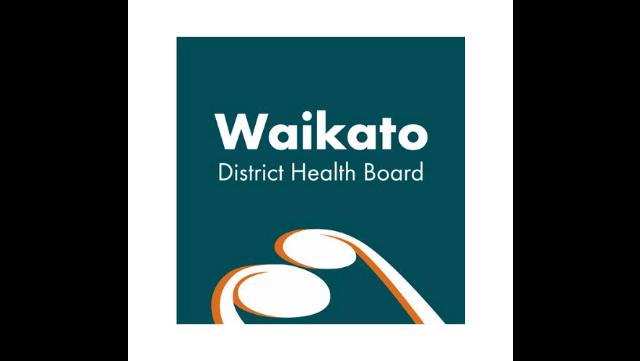 Waikato District Health Board logo