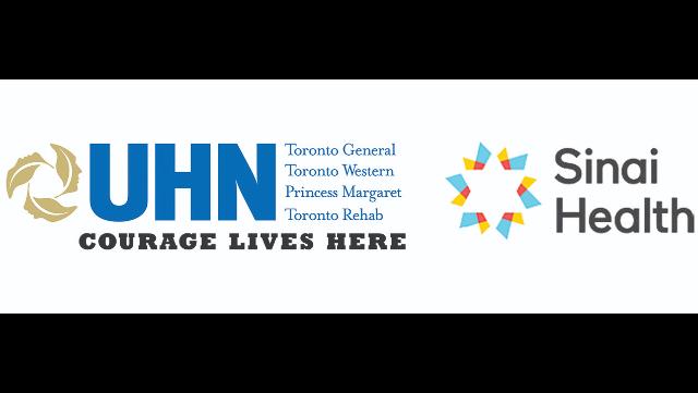 University Health Network, Sinai Health System logo