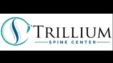 Trillium Spine Center logo
