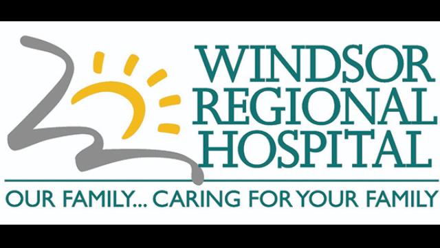 Windsor Regional Hospital logo