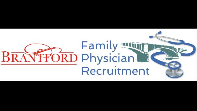Brantford Family Physician Recruitment logo